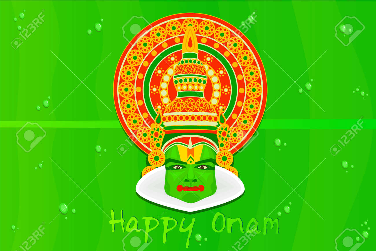 Easy to edit vector illustration of onam greetings royalty free easy to edit vector illustration of onam greetings stock vector 25662757 kristyandbryce Image collections