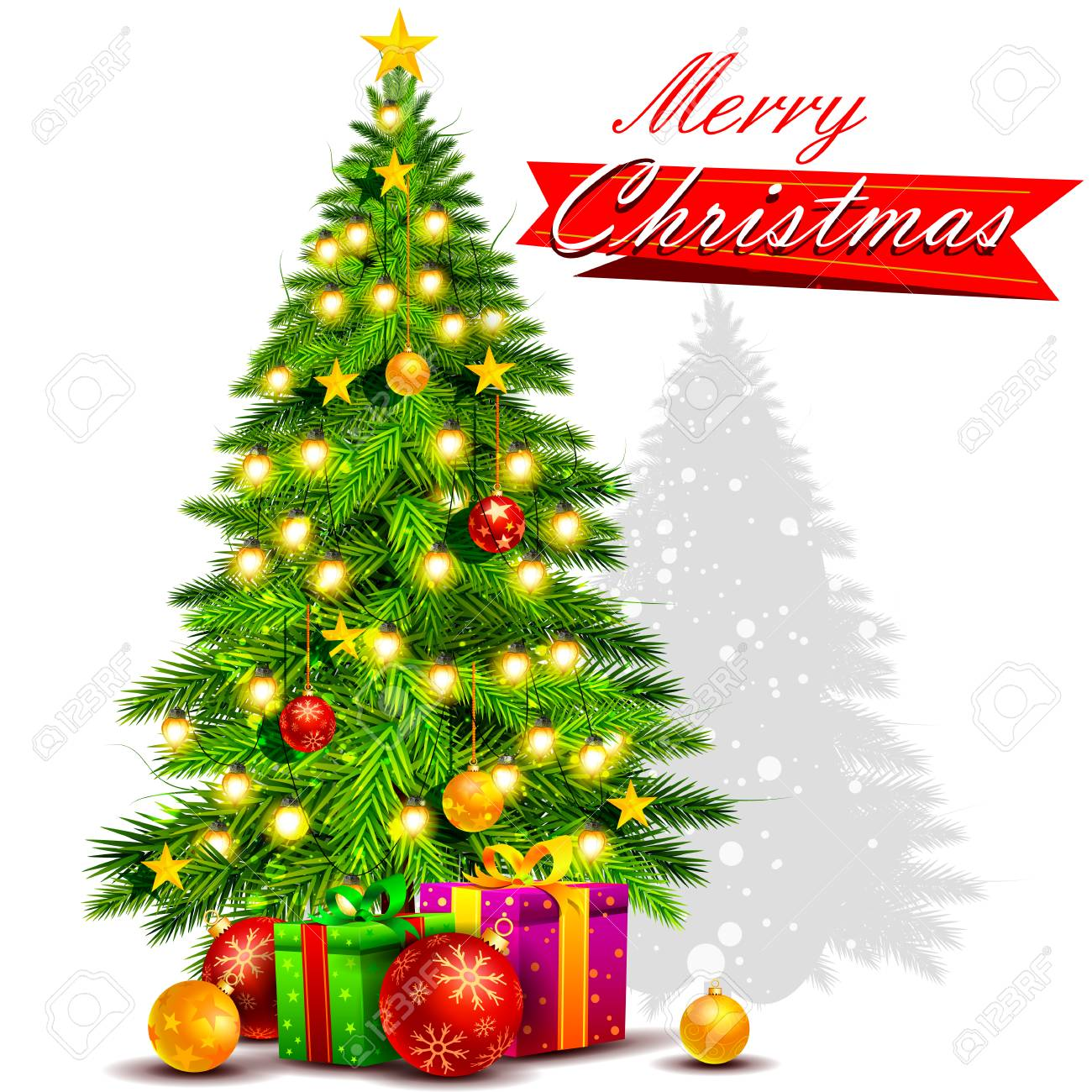 Weihnachten Bilder Bearbeiten.Stock Photo