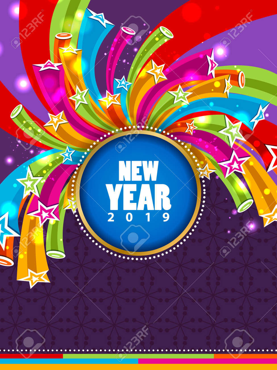 Happy New Year Editing Background 90