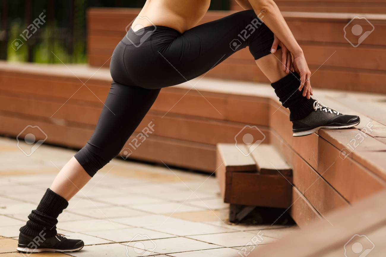 Tirage photo jambes