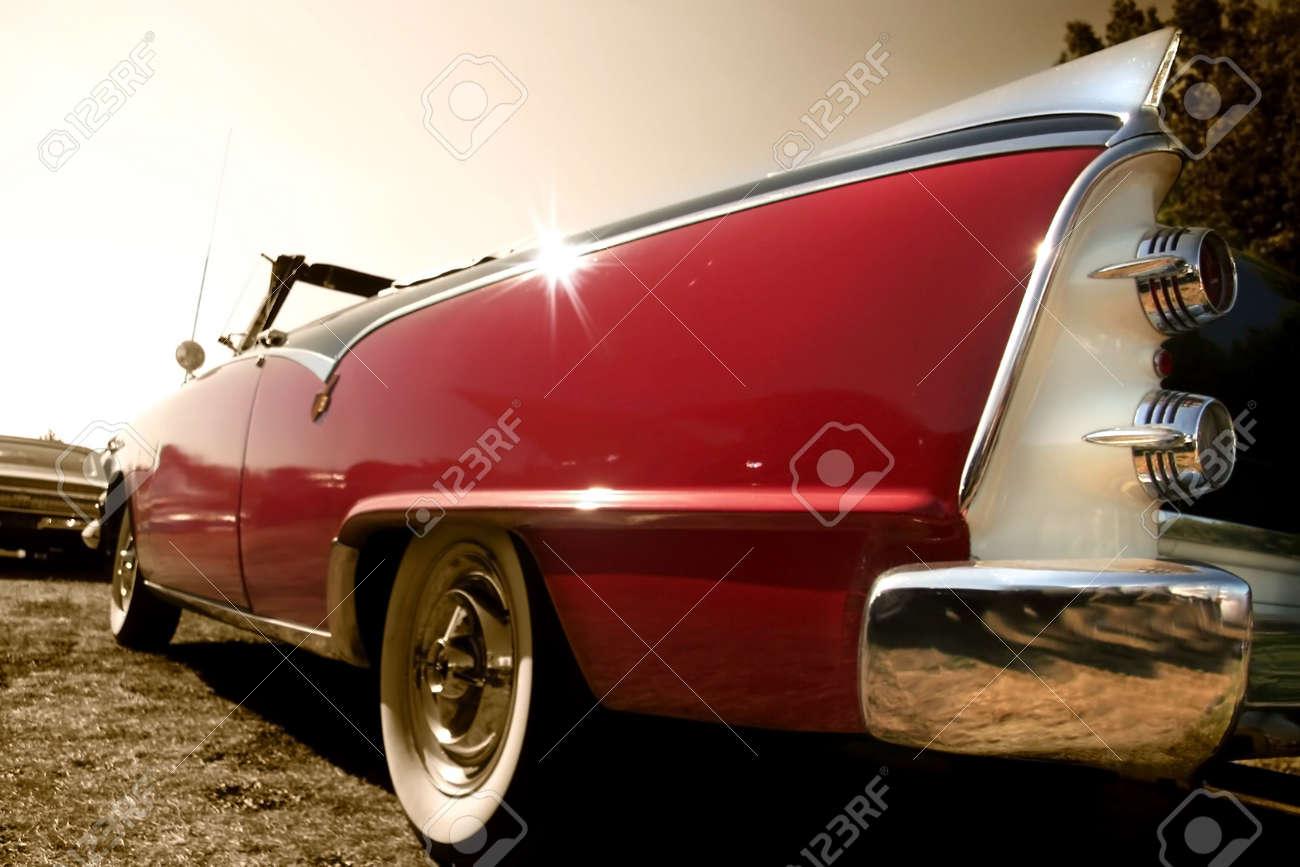Classic car Stock Photo - 5376776