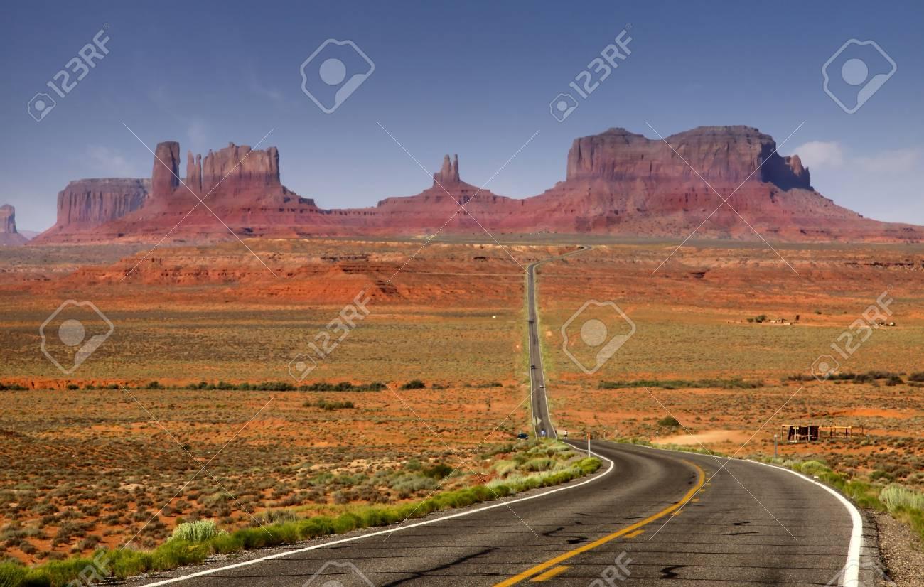 Monument Valley Stock Photo - 5382639