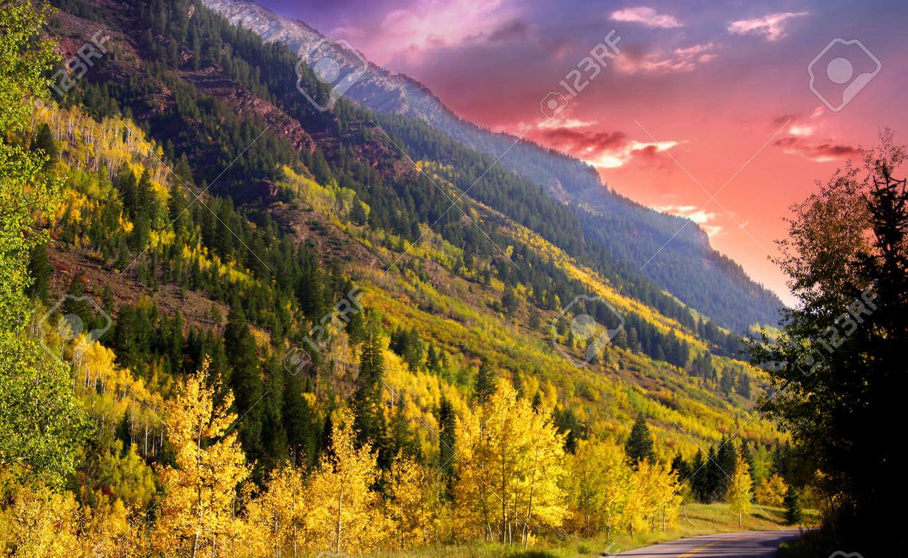Scenic Colorado Stock Photo - 5739444