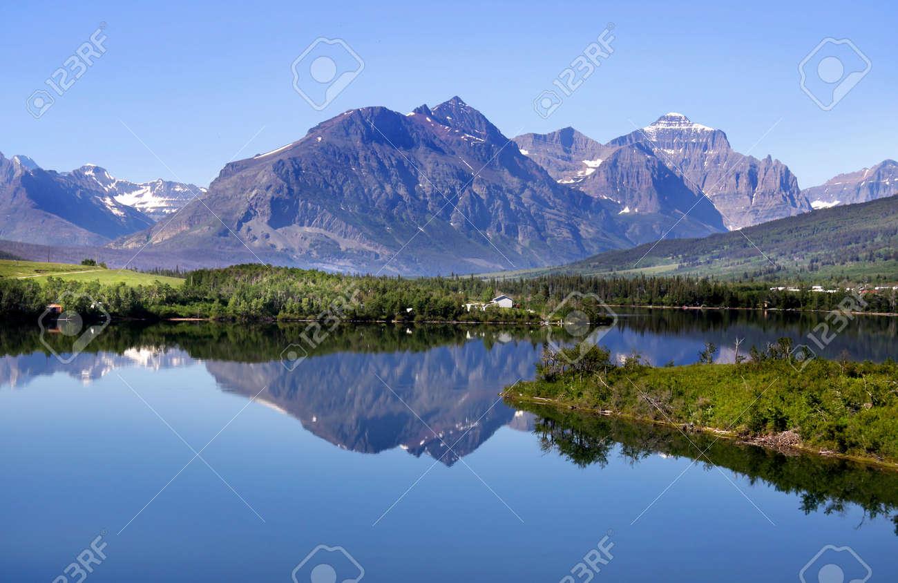 Glacier national park - 7682554