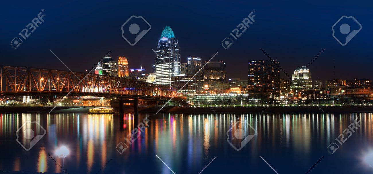 Downtown Cincinnati - 20655057