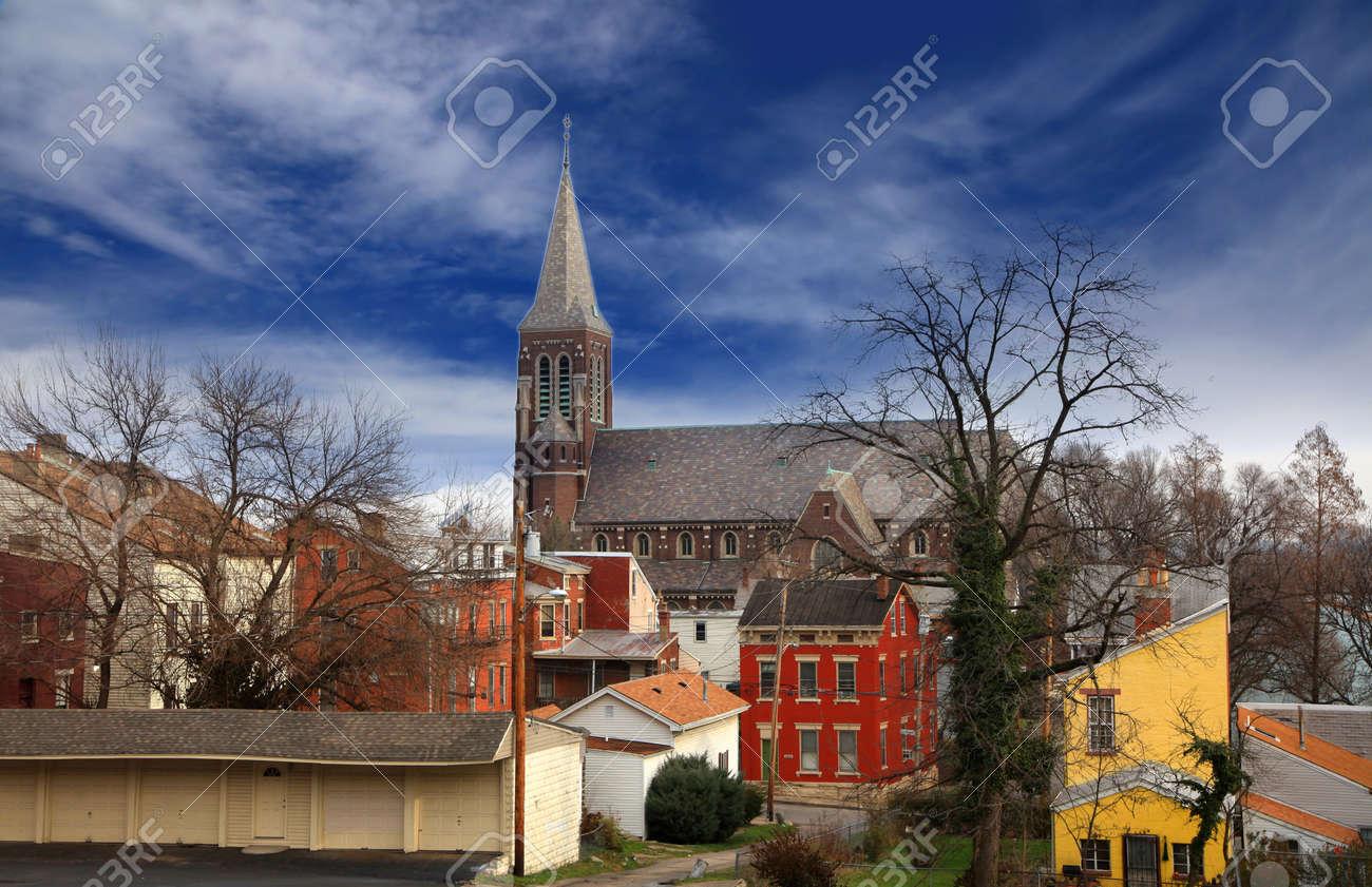 Cincinnati historic district - 22095797