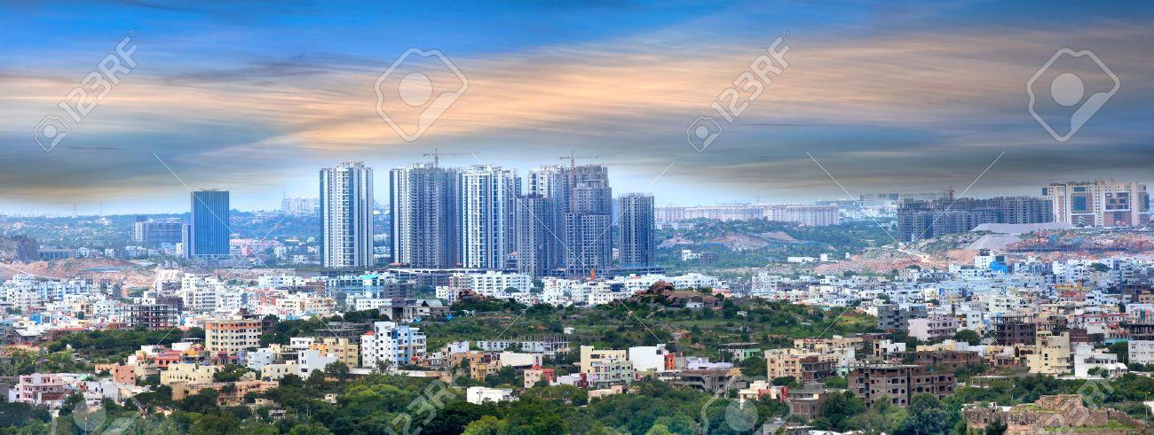 Hyderabad financial district - 20655364