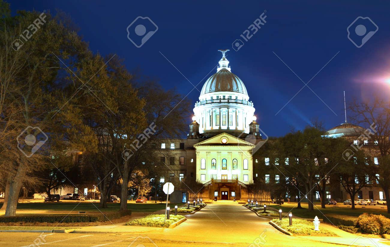 Mississippi state capital - 24298598