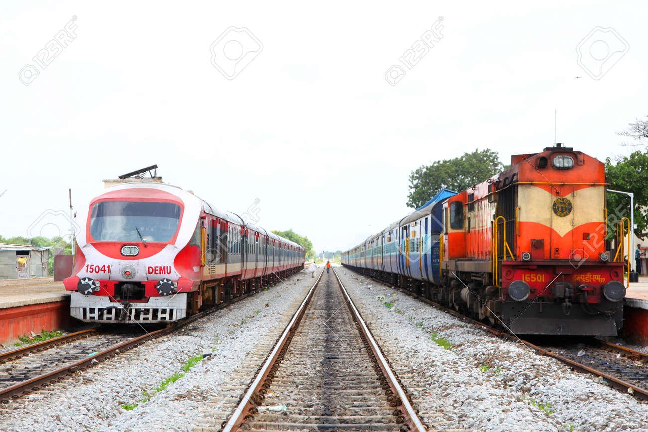 Indian Railway - 26334597