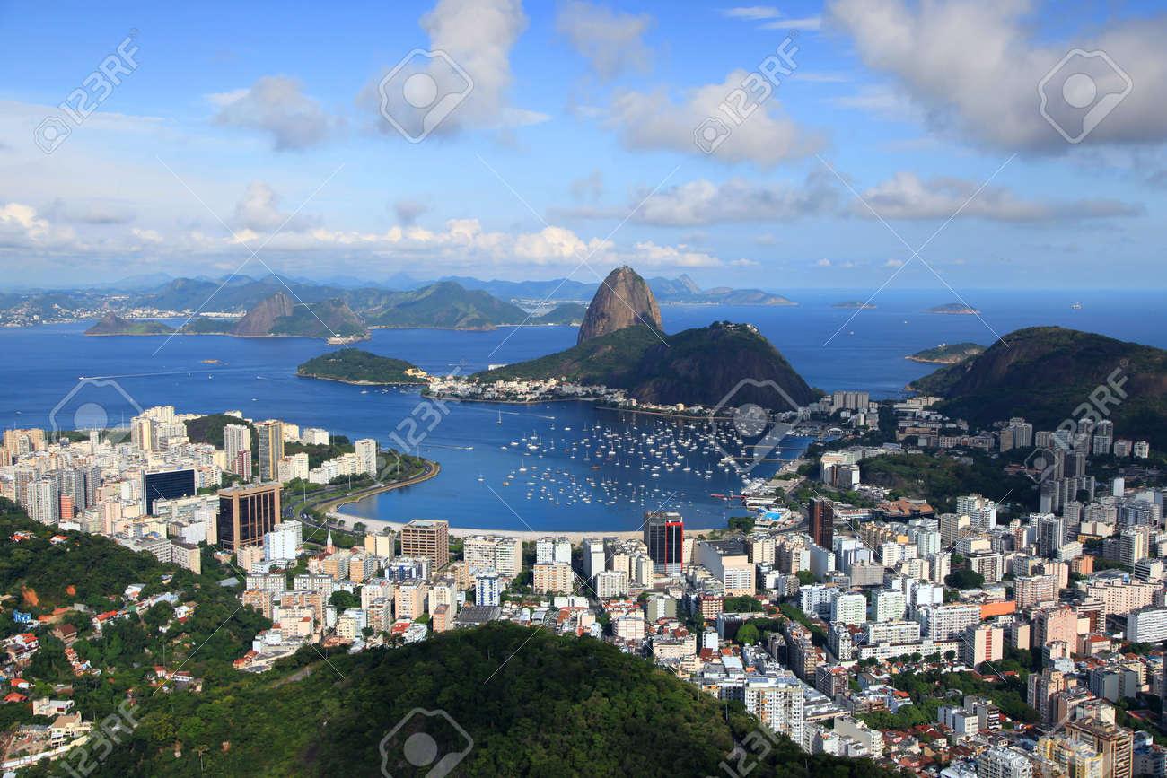 Scenic landscape of Rio De Janeiro city - 36876640