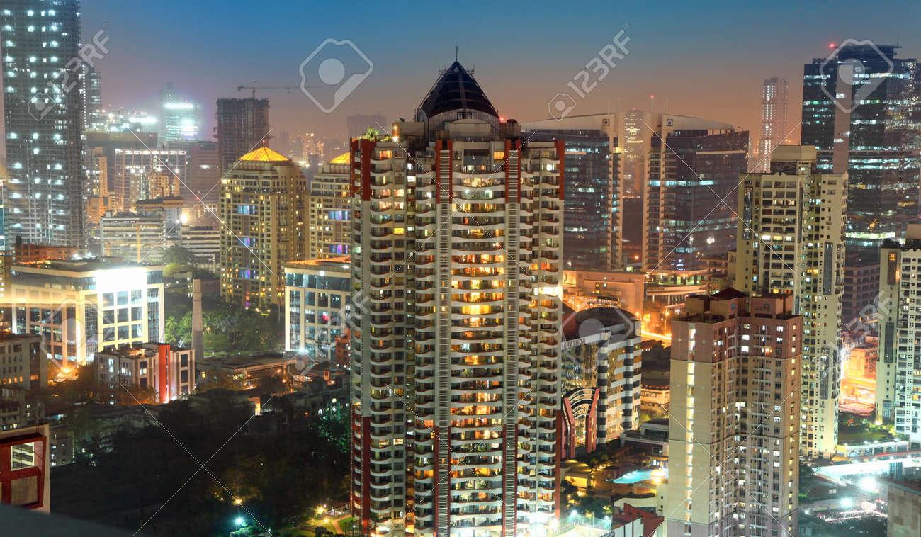 Mumbai Skyline - 62375455