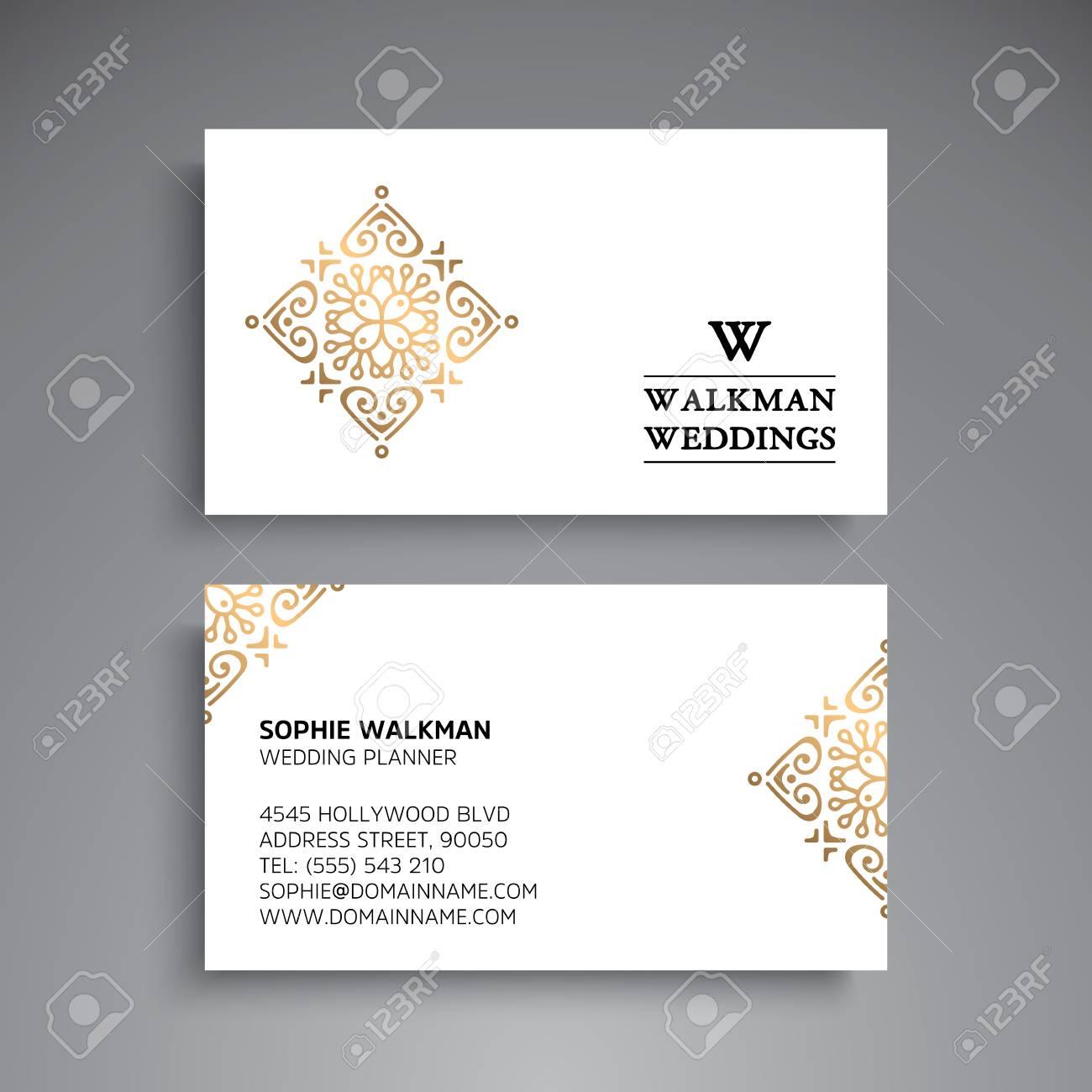 Business card vintage decorative elements ornamental floral business card vintage decorative elements ornamental floral business cards or invitation with mandala stock stopboris Images