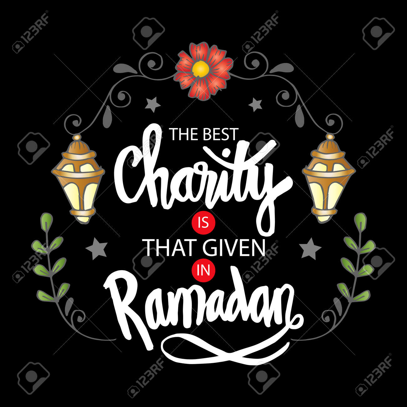 the best charity is that given in ramadan ramadan quotes royalty
