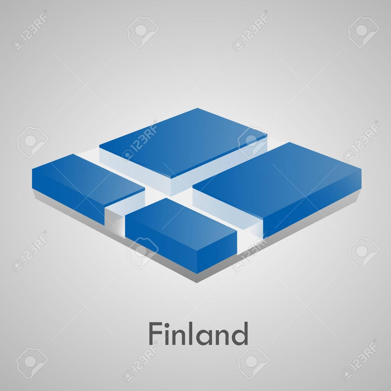 European flags set  glossy bricks Stock Vector - 18266720