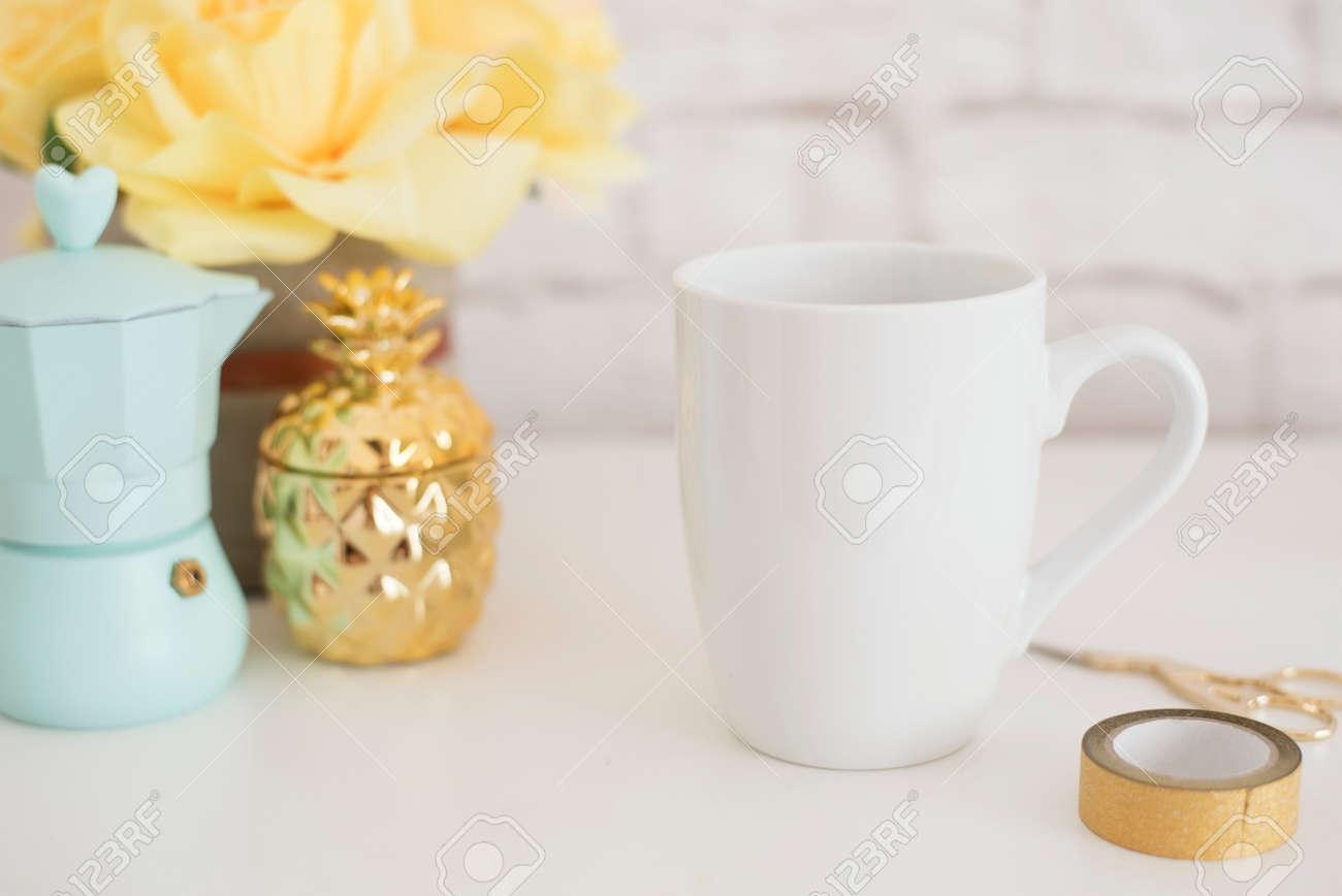 mug mockup coffee cup template coffee mug printing design template white mug mockup