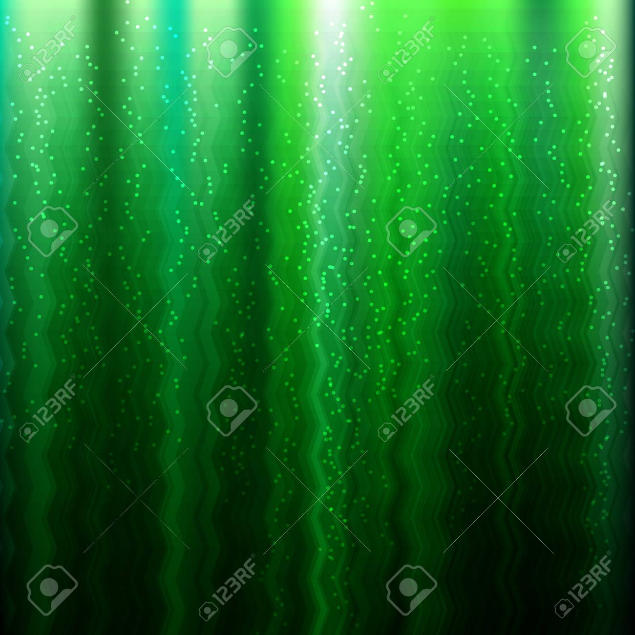 Abstract green texture Stock Vector - 18821657