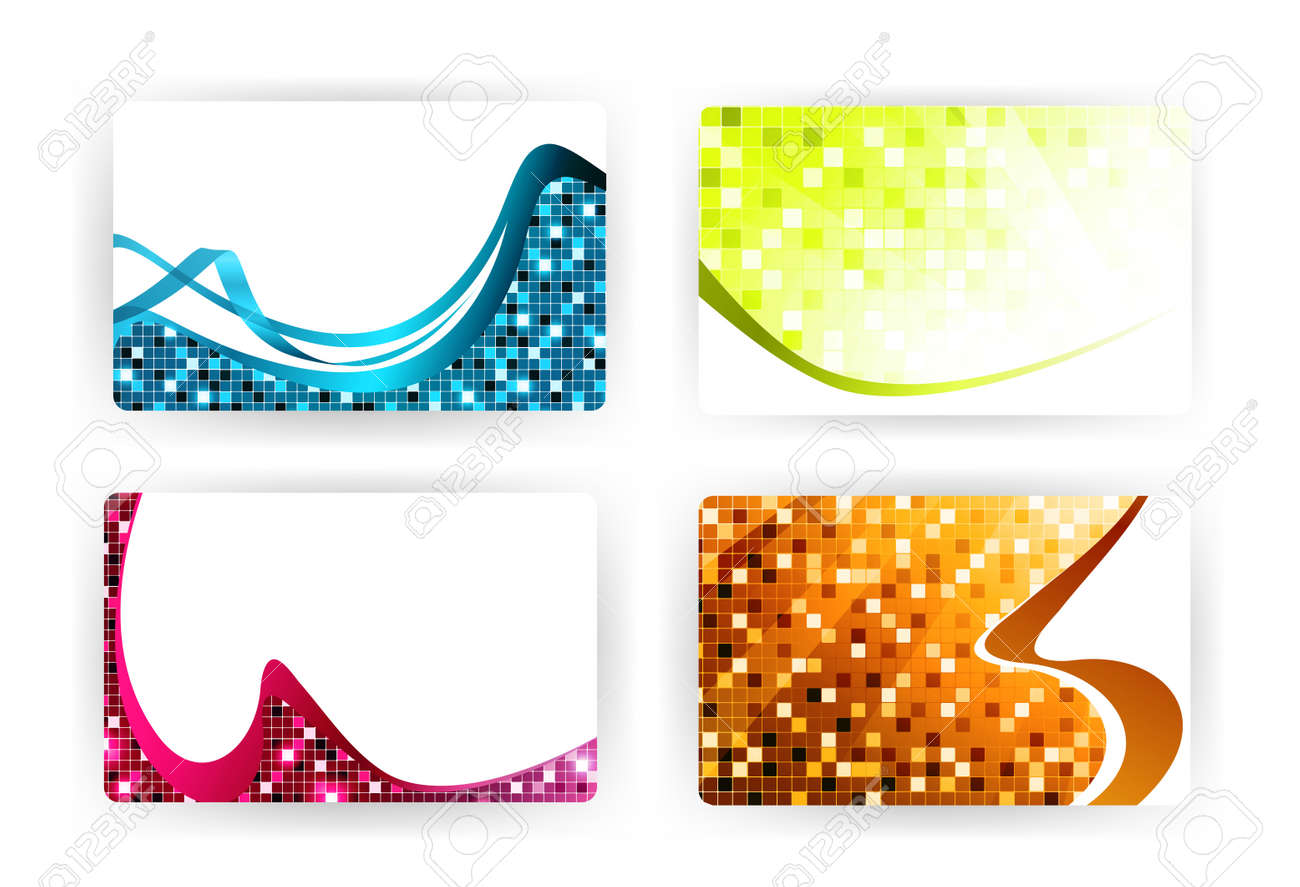 gift card templates xmm royalty cliparts vectors and gift card templates 86x54mm stock vector 8669326