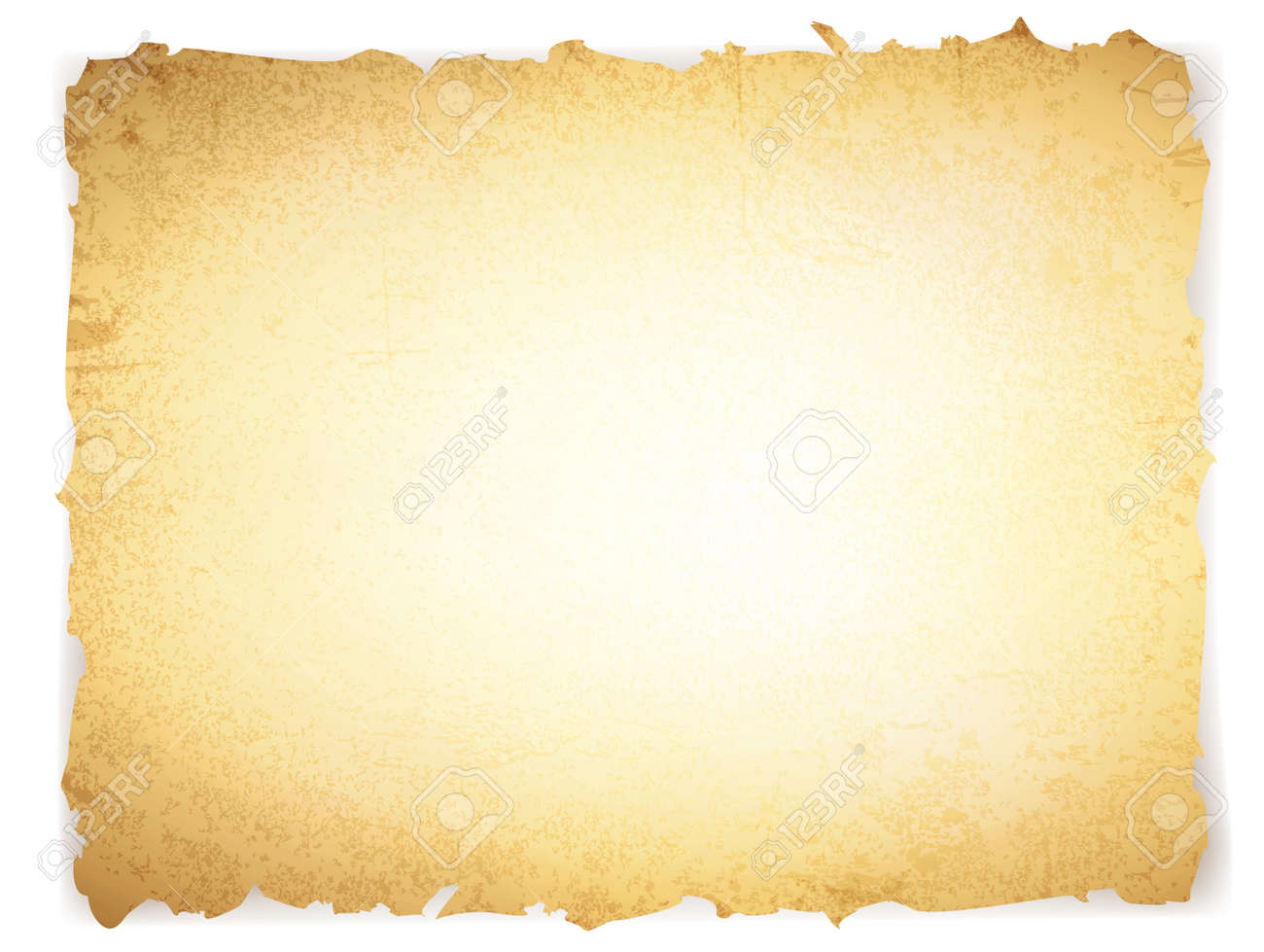 vintage grunge burnt paper with copyspace for your text Stock Vector - 12822776