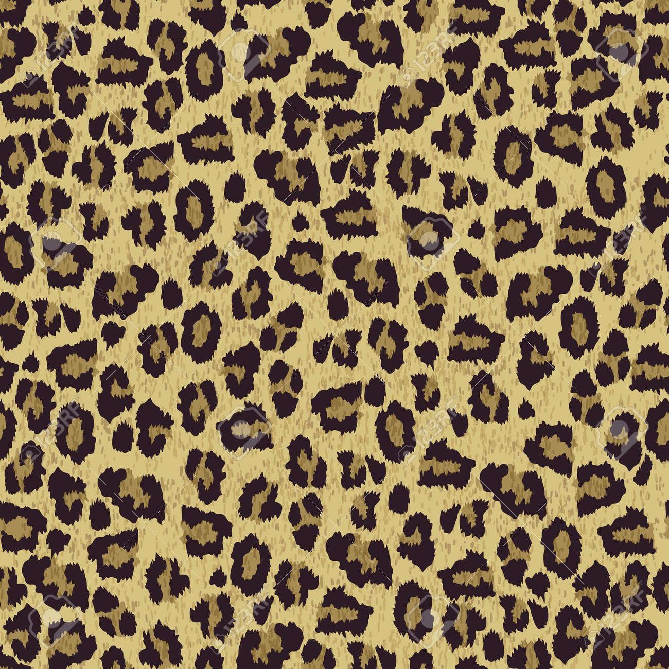 Leopard skin texture - 21525401
