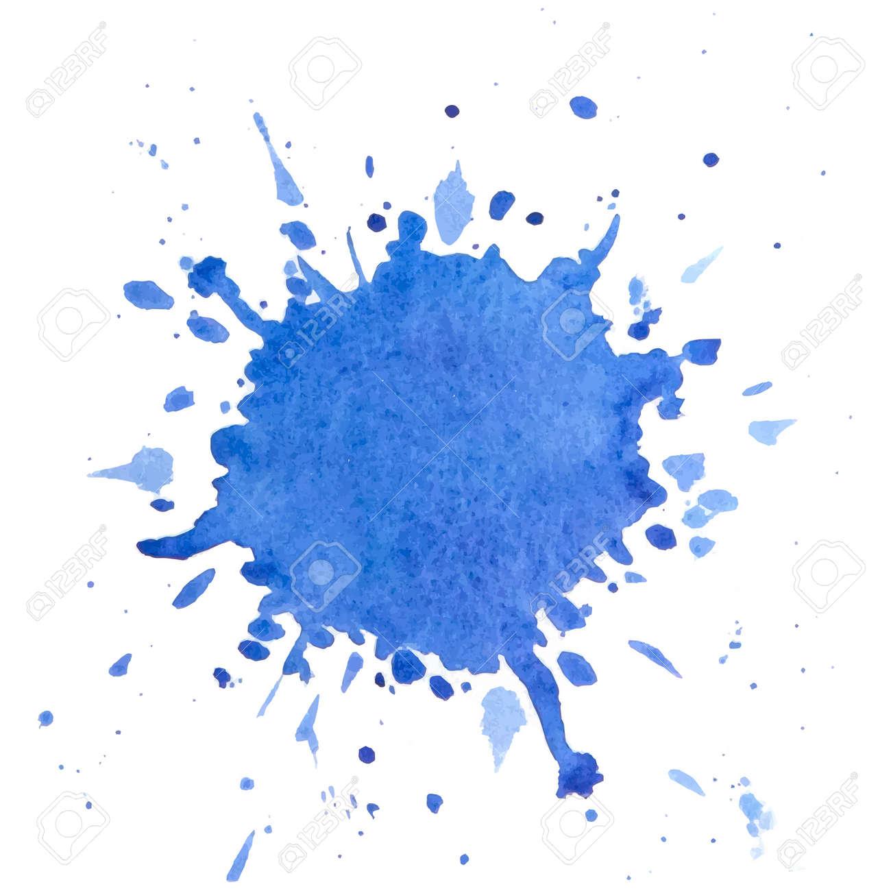 paint splash vector watercolor design element royalty free rh 123rf com paint splash vector download paint splash vector cdr