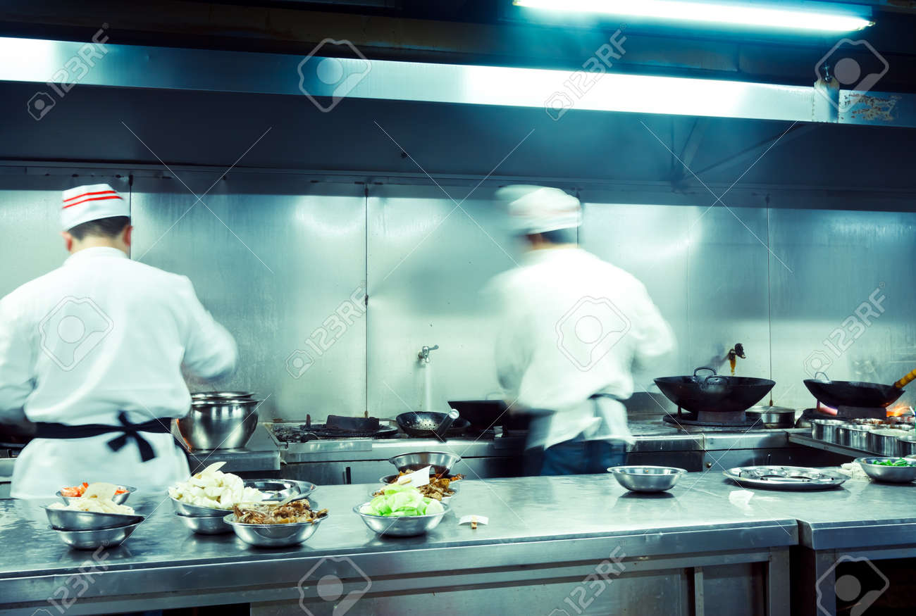 Commercial Kitchen Stock Photos. Royalty Free Commercial Kitchen Images