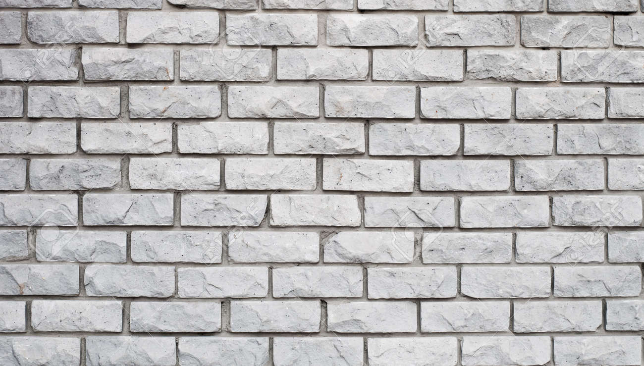 White Brick Wall Texture Stock Photo Picture And Royalty Free Image