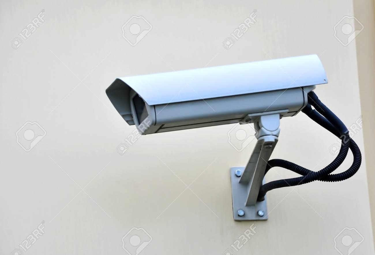 Video surveillance Stock Photo - 17398460