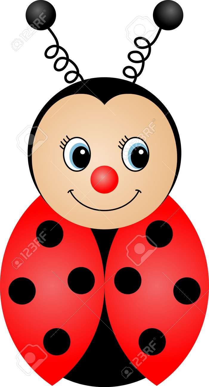 ladybug royalty free cliparts vectors and stock illustration