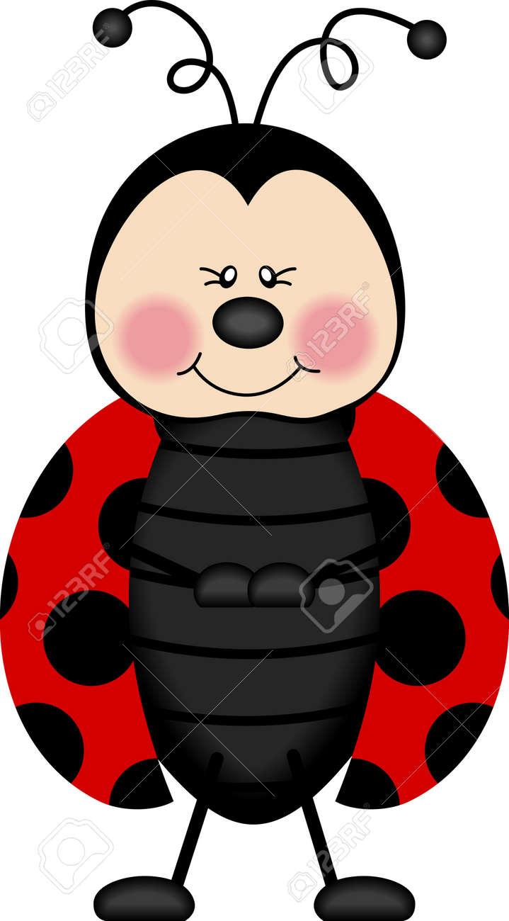 Ladybug Happy - 14125887