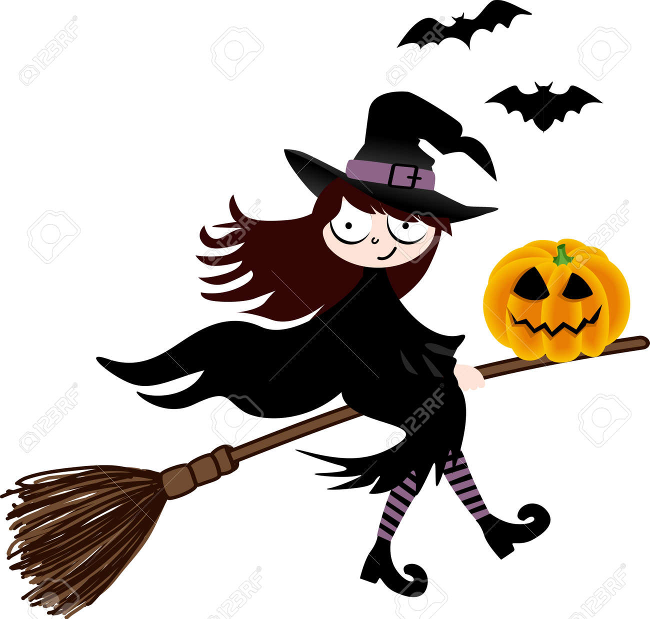 Halloween Witch Images & Stock Pictures. Royalty Free Halloween ...