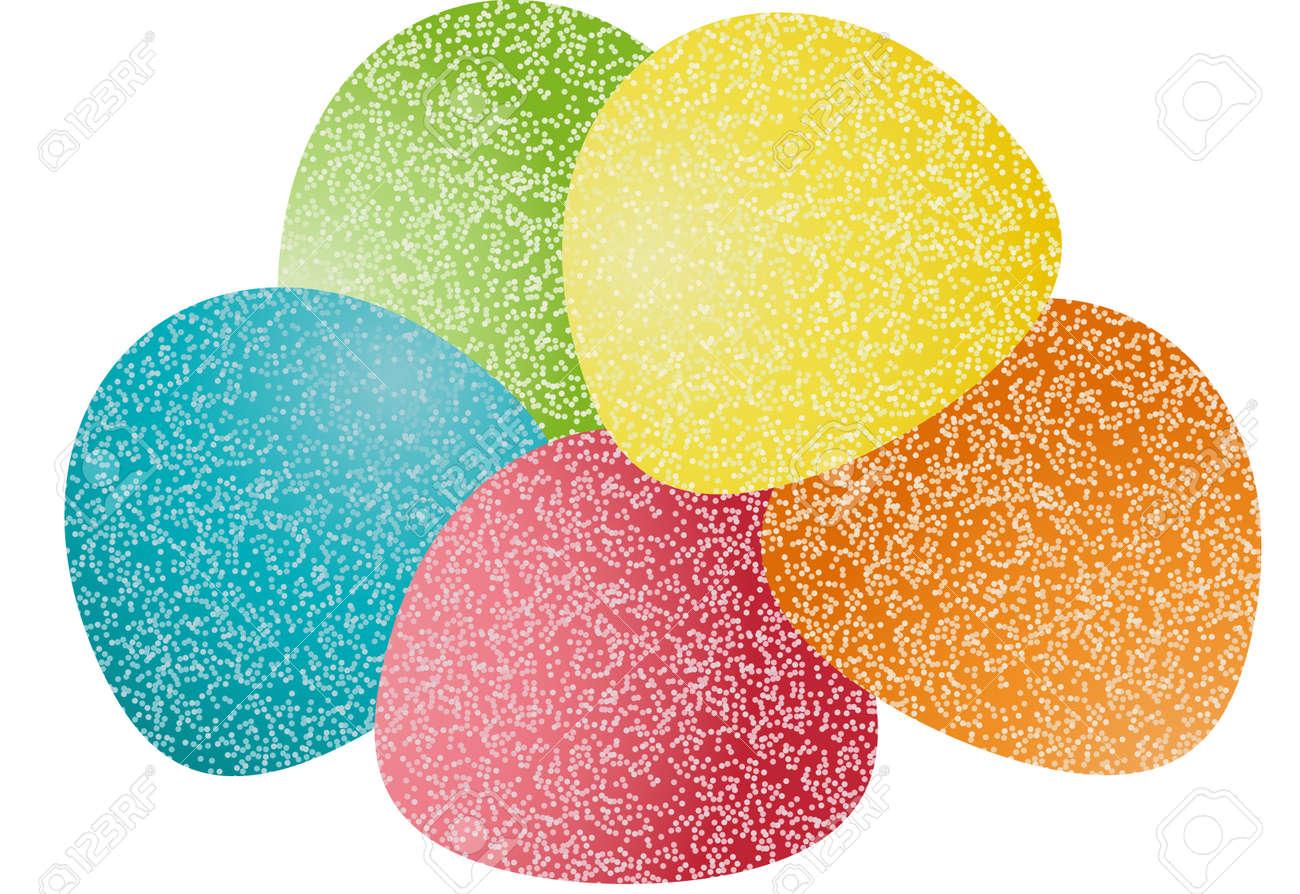 gumdrops Candy - 55029826