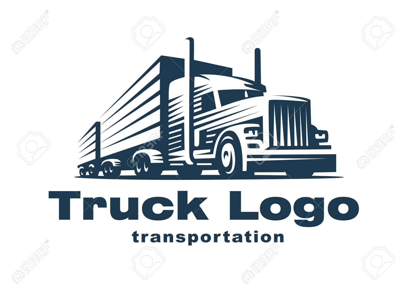 Truck Vector Logo World Wide Clip Art Website