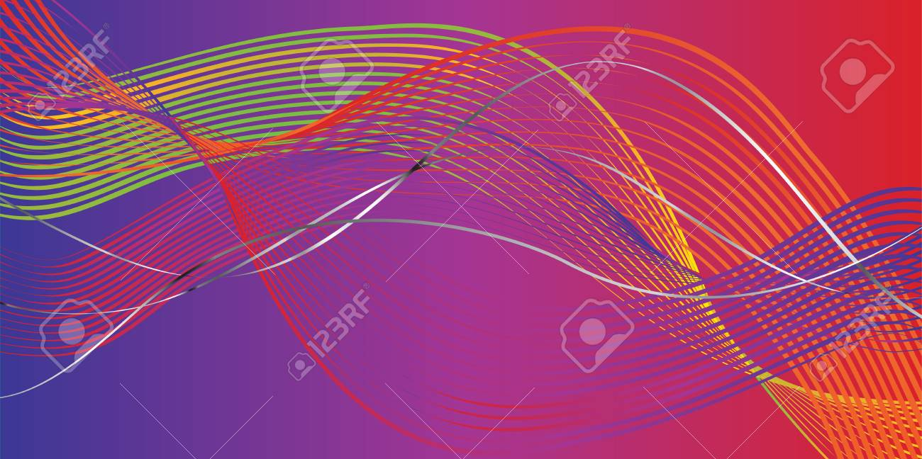 abstract carnival color background vector royalty free cliparts
