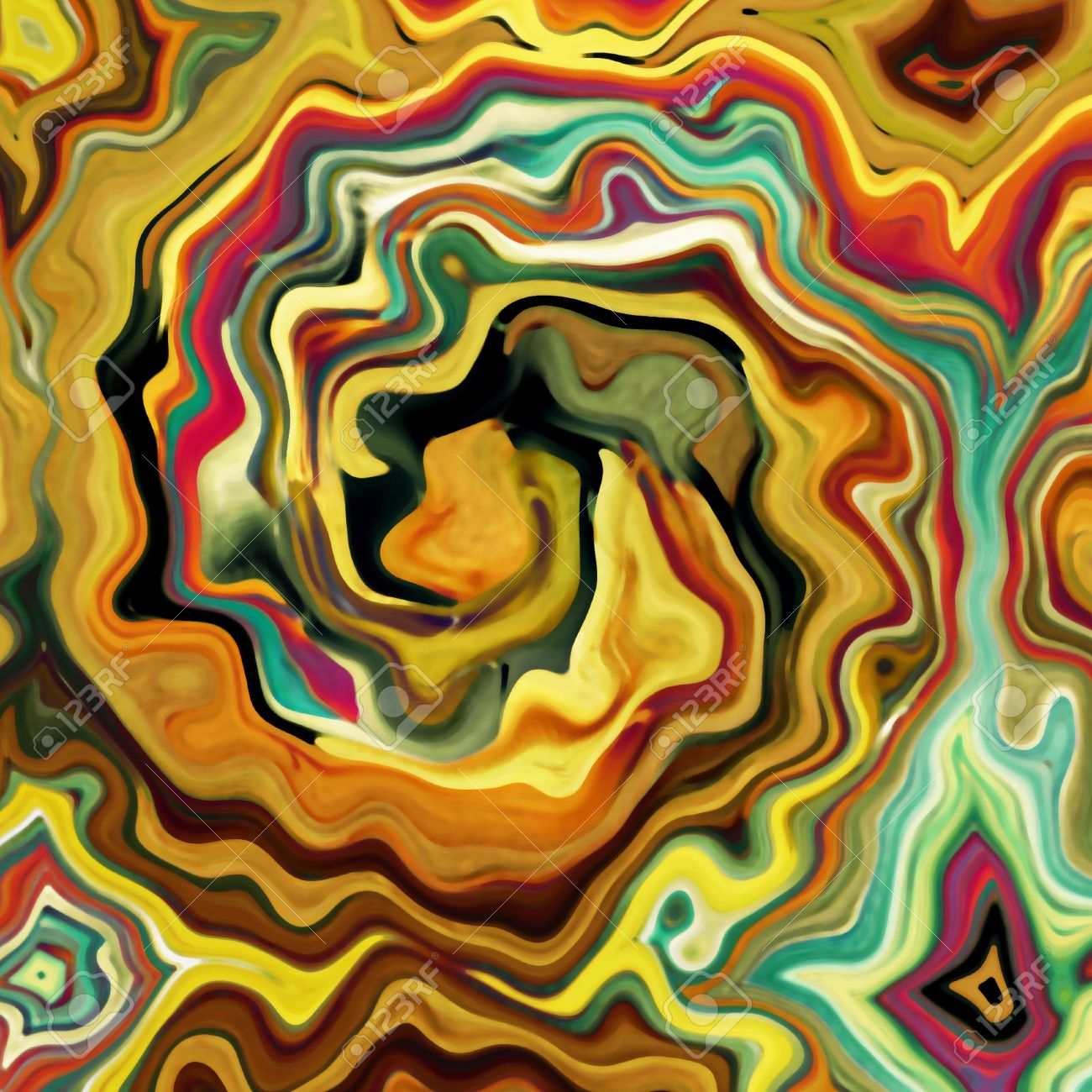 art abstract colorfur vibrant  paper background Stock Photo - 15060649