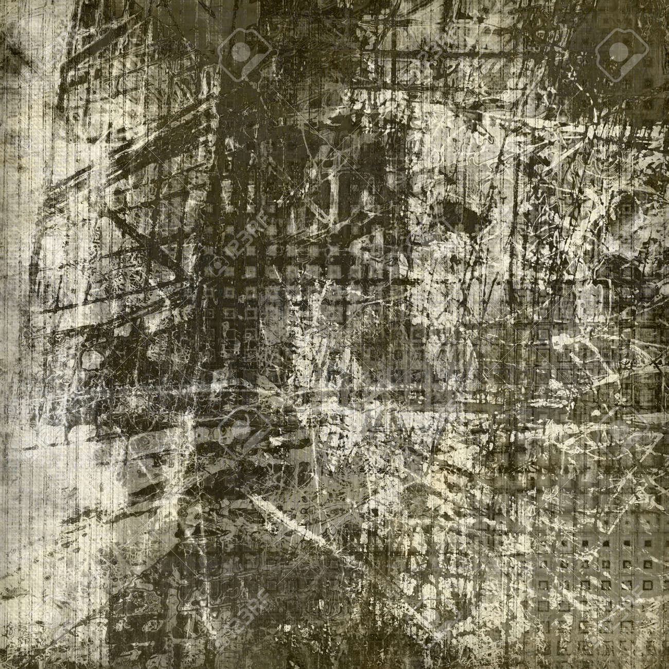art abstract grunge textured background Stock Photo - 17387848