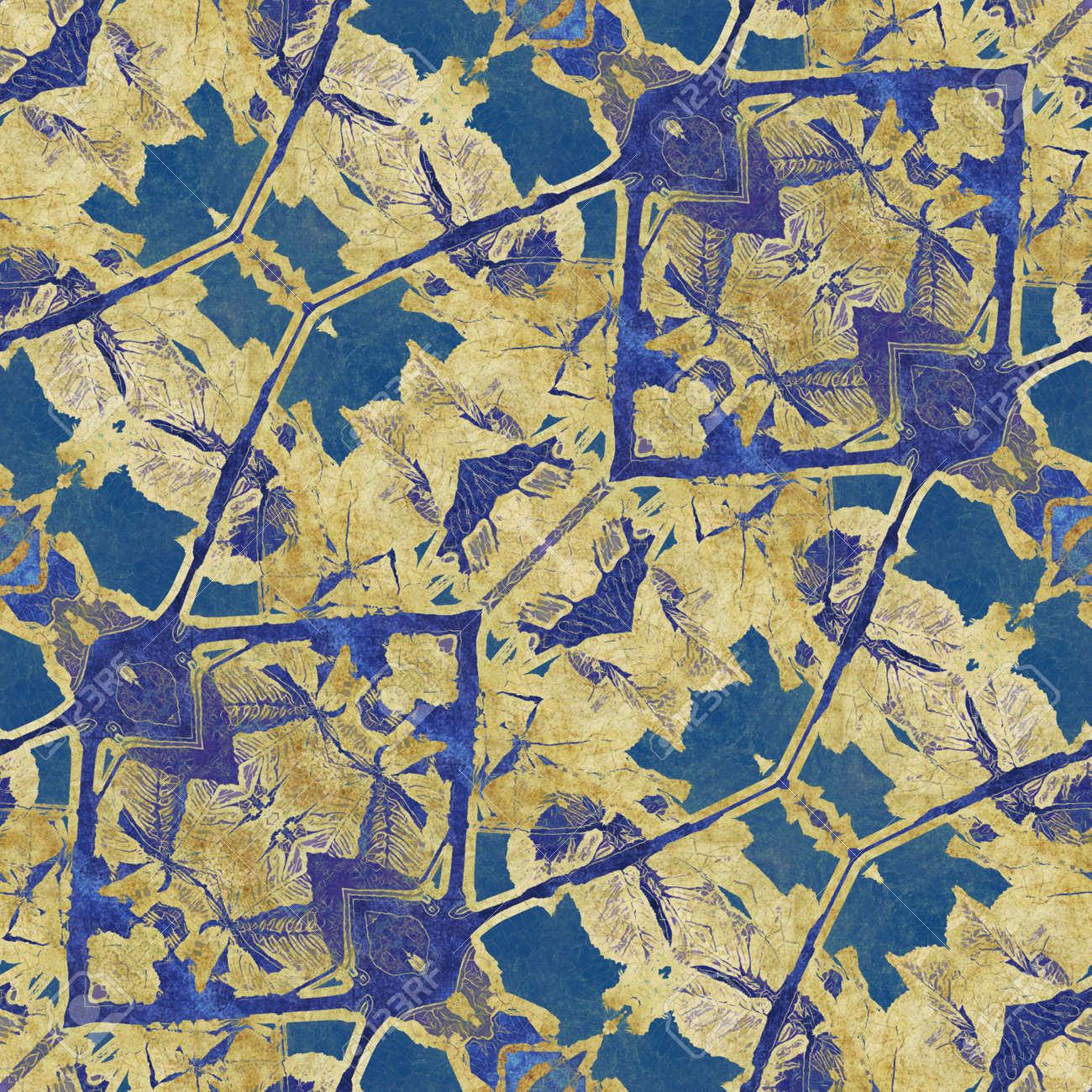 Art nouveau colorful ornamental vintage pattern in blue stock photo art nouveau colorful ornamental vintage pattern in blue stock photo 17395559 gumiabroncs Gallery