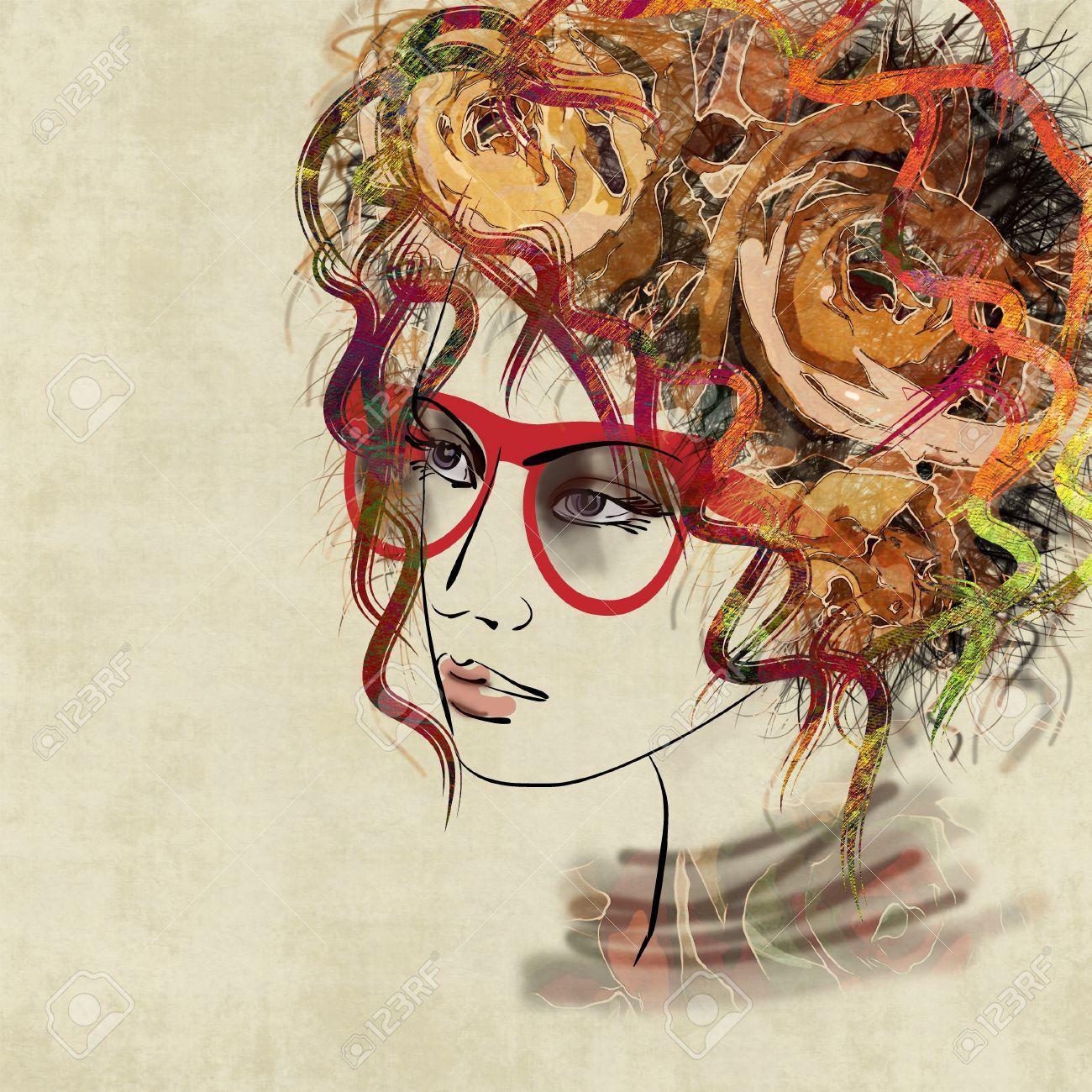Зарисовка о красоте