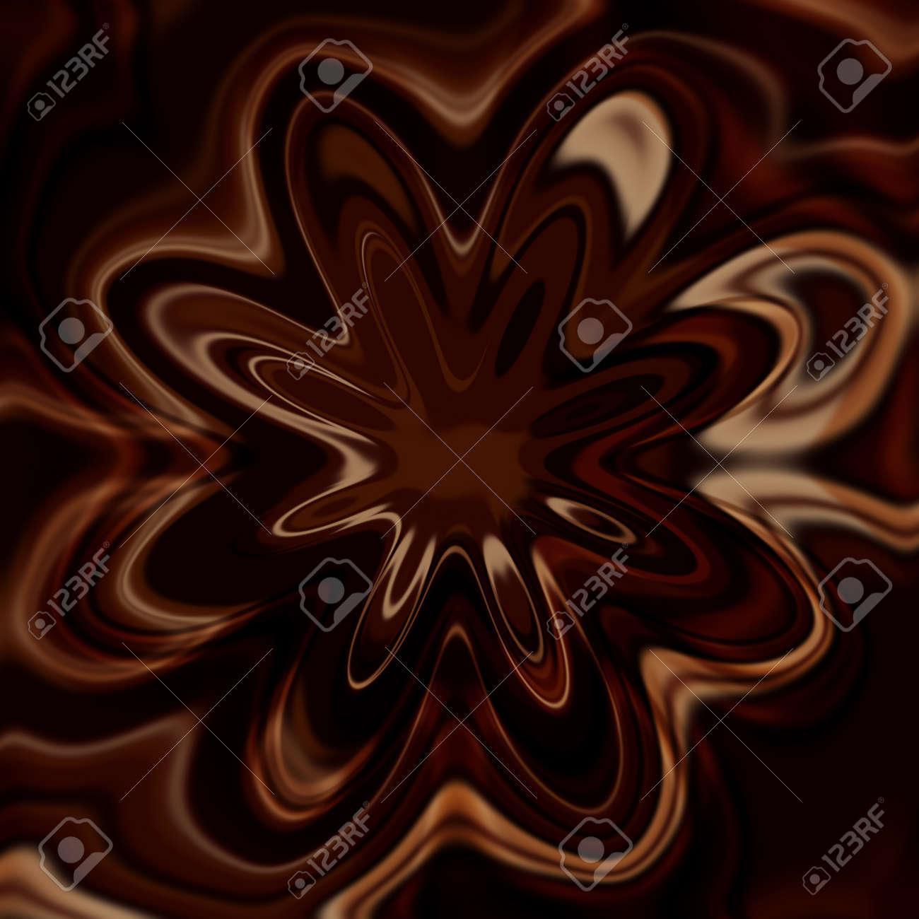 Image of: Creepy Art Dark Chocolate Swirl Background Stock Photo 21170149 123rfcom Art Dark Chocolate Swirl Background Stock Photo Picture And Royalty