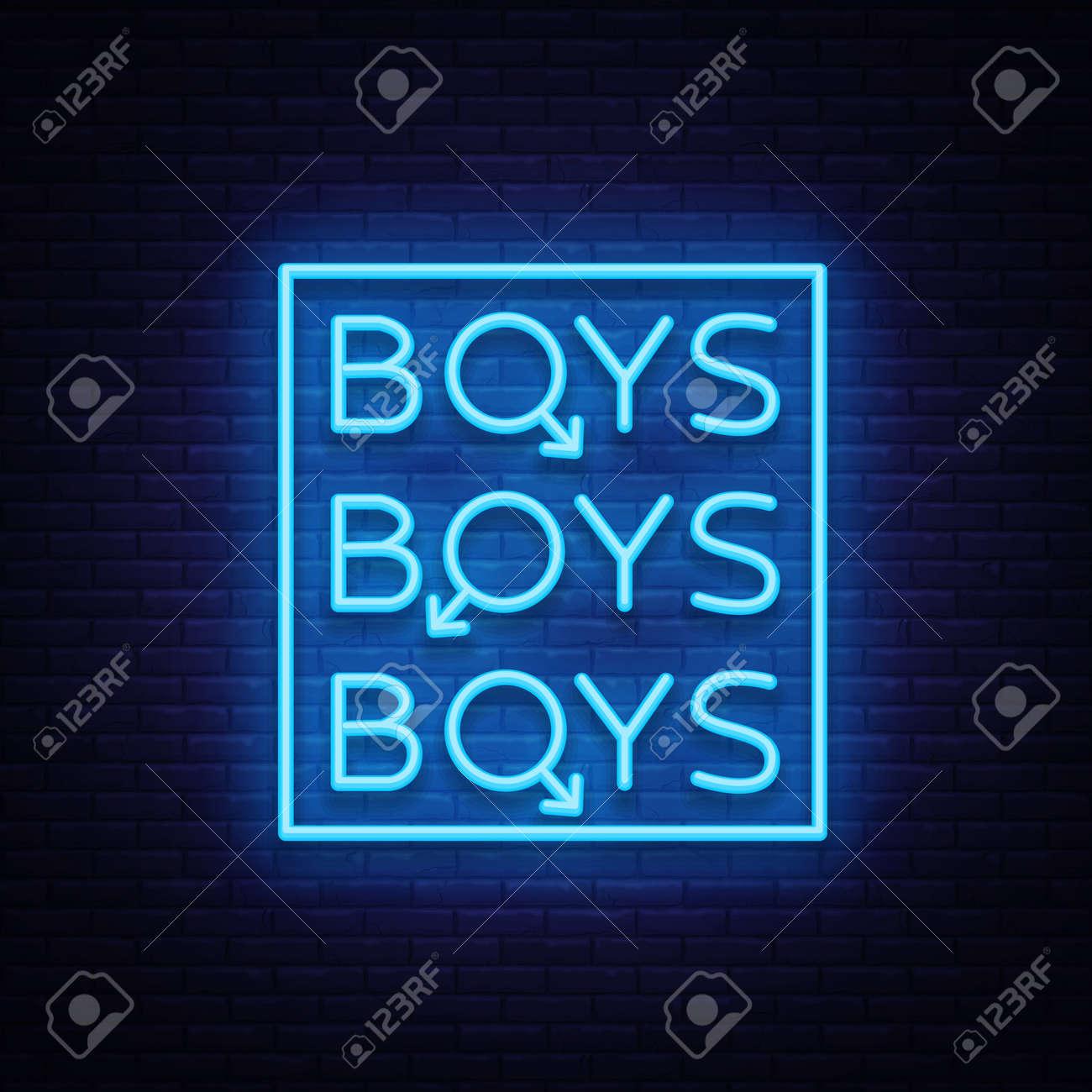 Jungen gay Jongens (TV