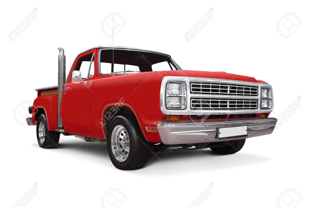 '79 Dodge Adventurer 150 isolated on white. - 146289725