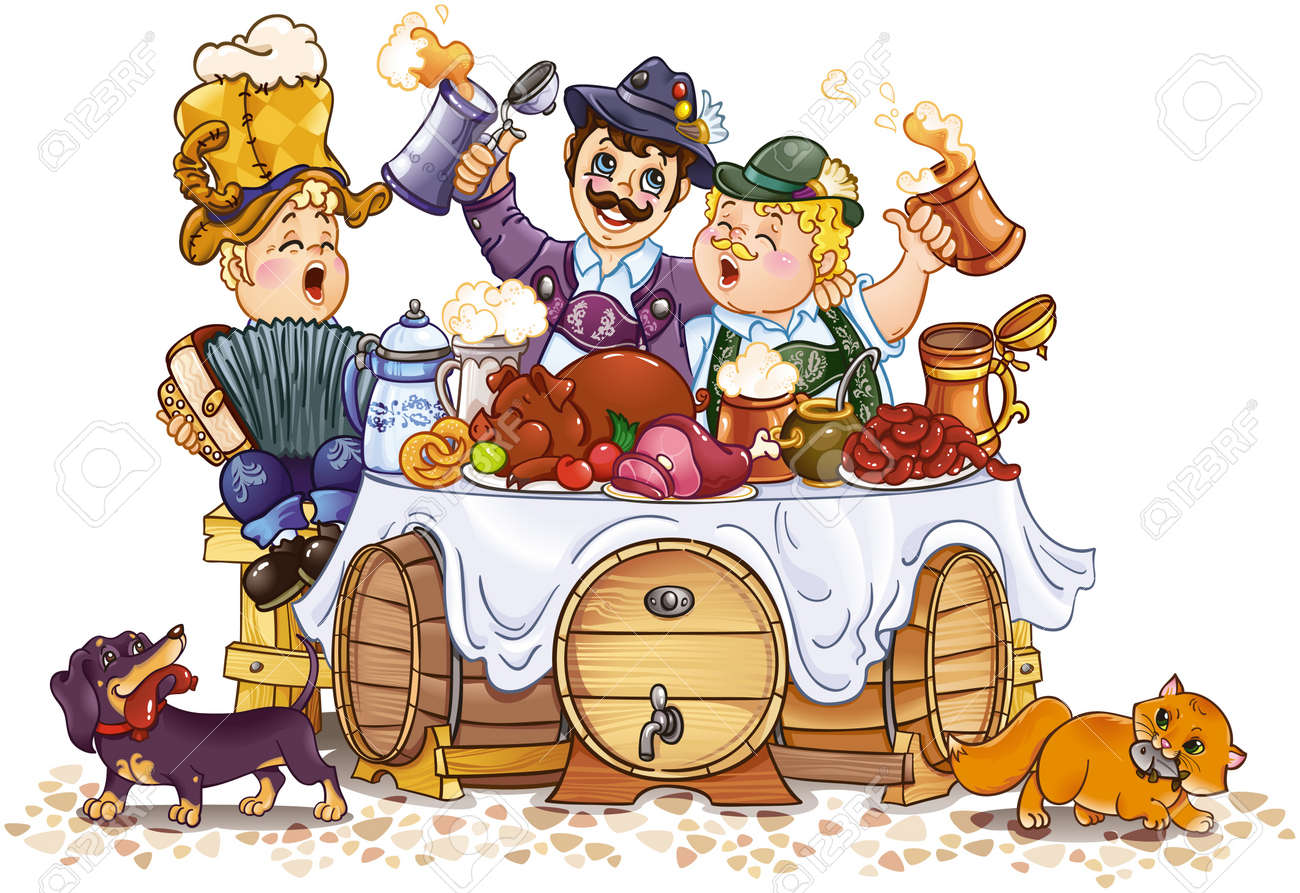 Oktoberfest festival Stock Vector - 8912634