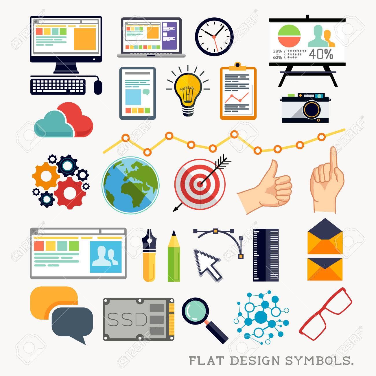 Symbols in business communication