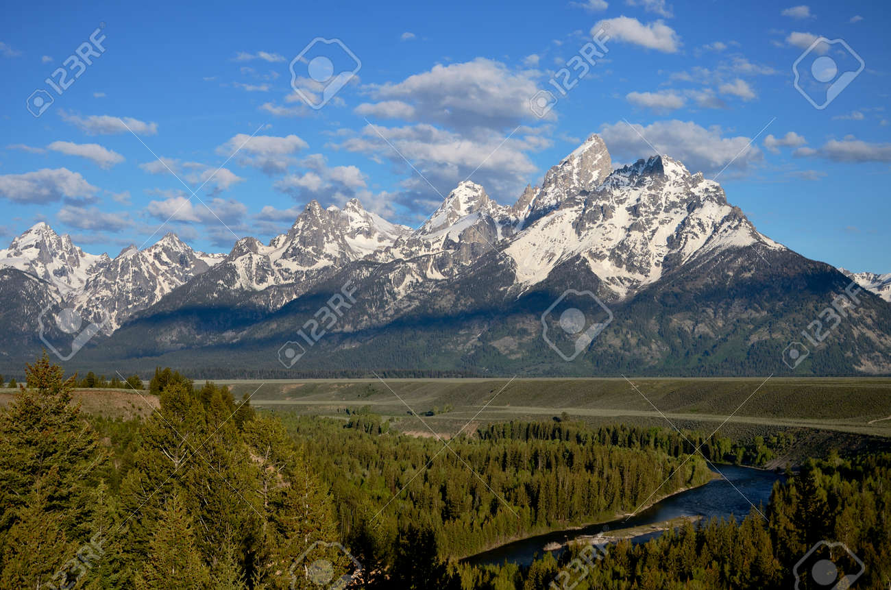snake river wyoming usa stock photo picture and royalty free
