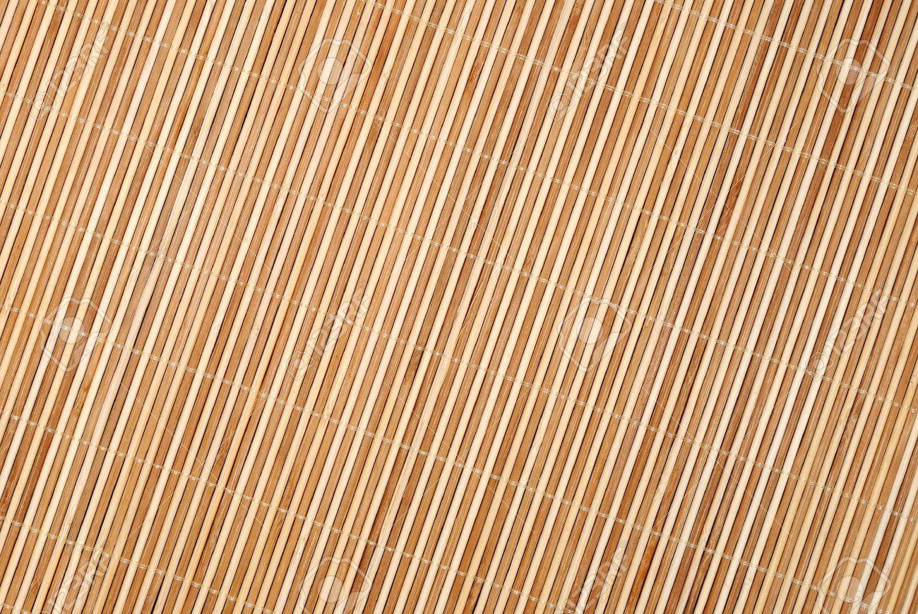 Merveilleux Close Up Background From Bamboo Table Cloth Stock Photo   4830153