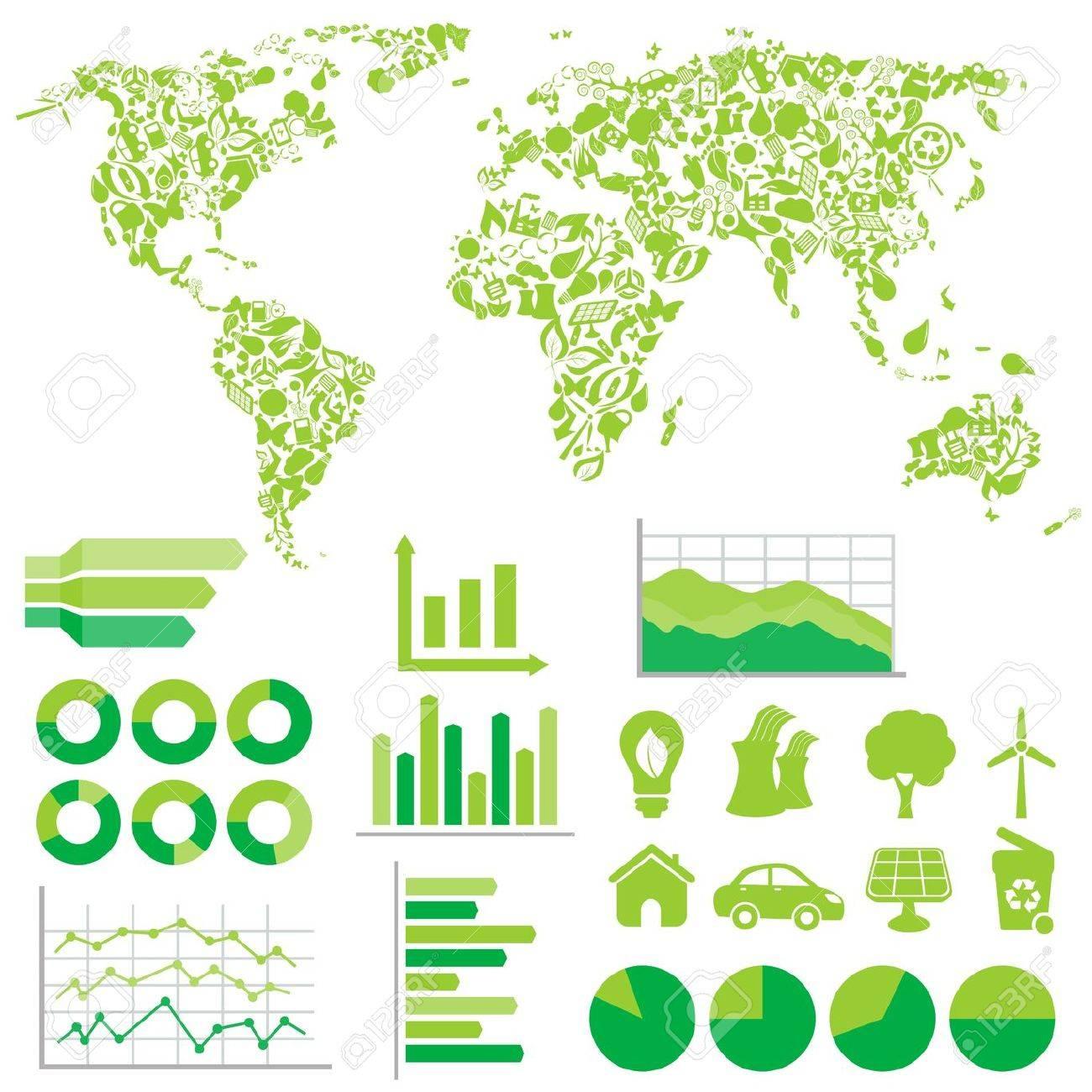 エコロジー、グリーン環境インフ...