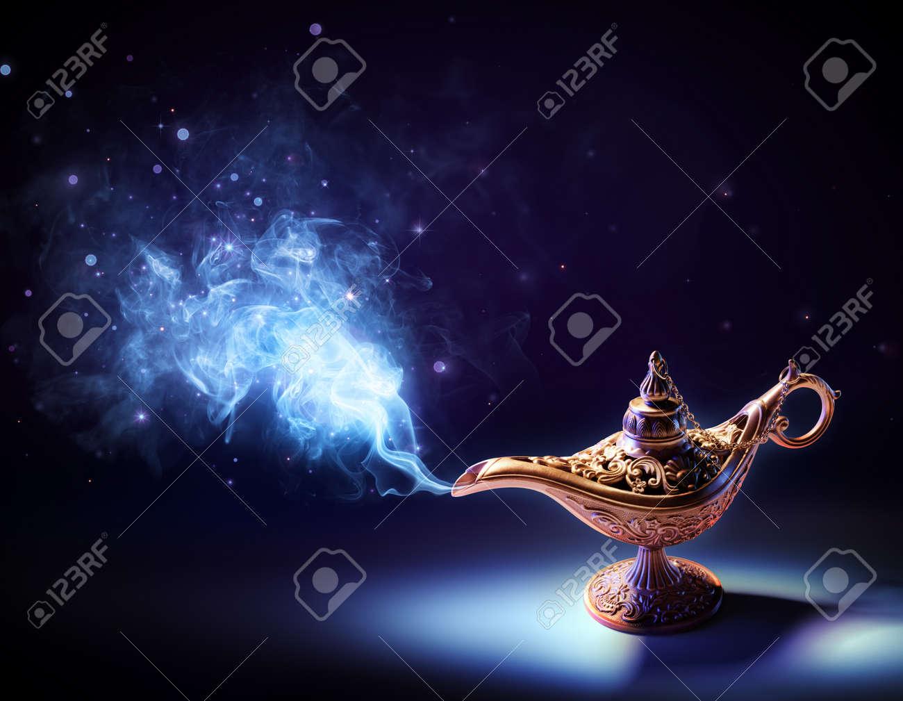 Resultado de imagen de genio de la lampara