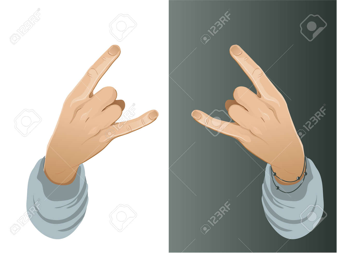 Hand with a hip hop yo gesture royalty free cliparts vectors and hand with a hip hop yo gesture stock vector 12481067 buycottarizona Images