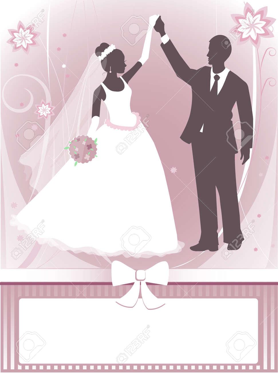 Wedding background, EPS10 Stock Vector - 12812497