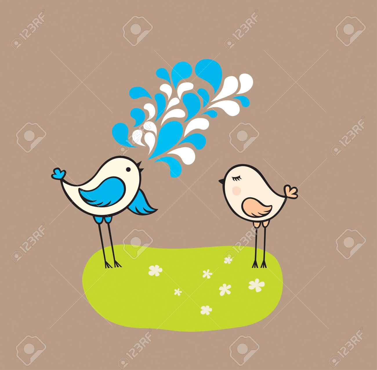 two birds - 5125916