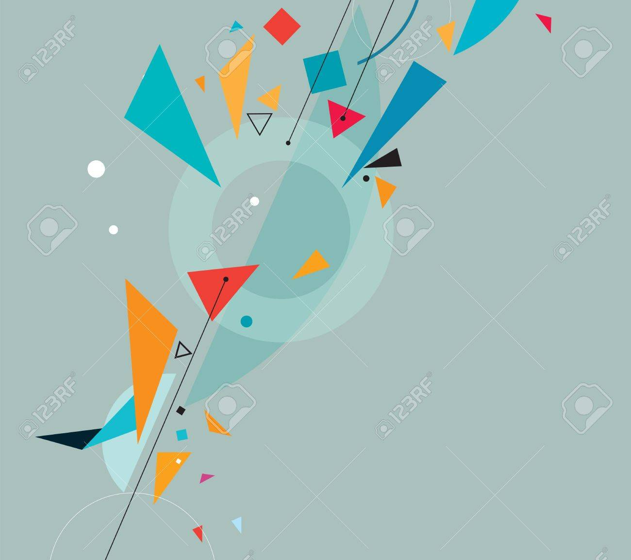 Vector illustration abstract background - 20269817